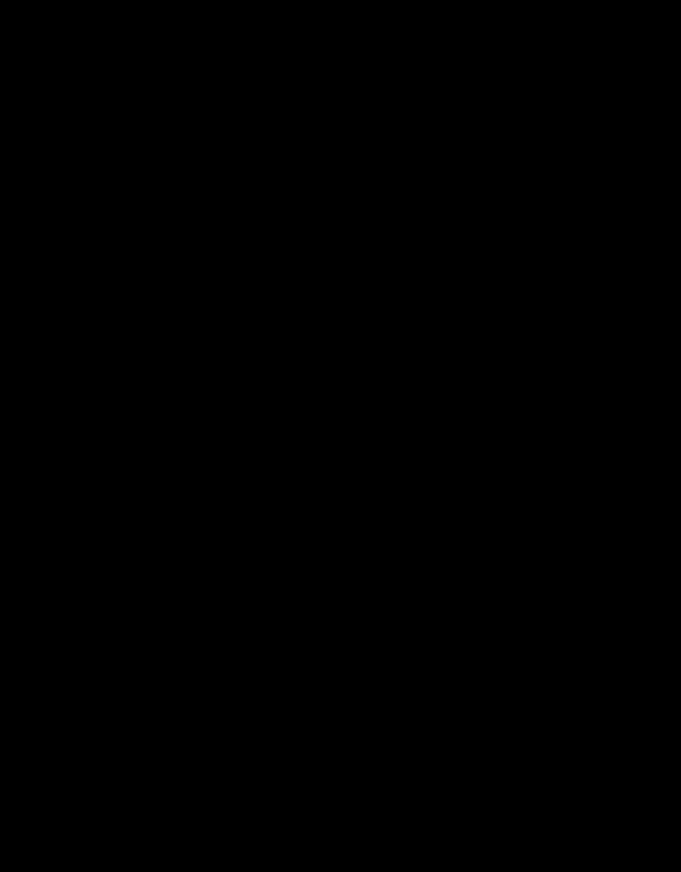 U字磁石シルエットアイコン