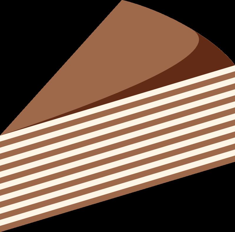 ミルクレープチョコ
